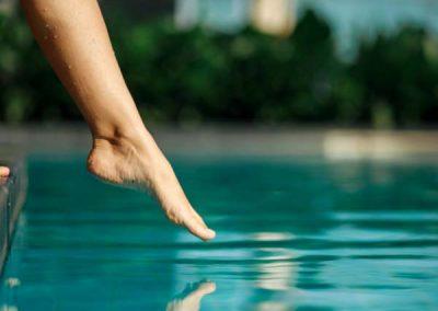 Aanleg zwembad in eigen tuin - Oost-Vlaanderen