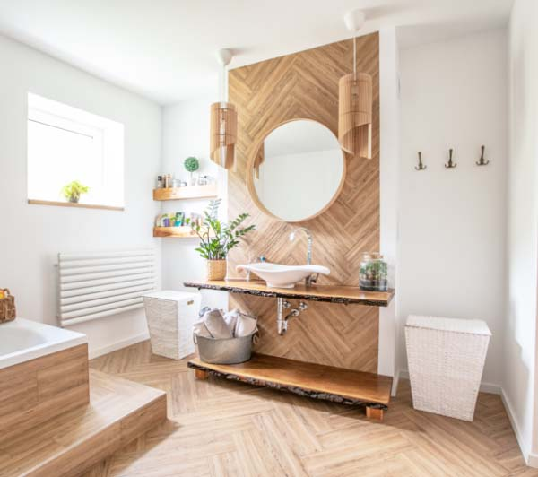 Badkamerinstallatie - badkamerinstallateur - Tsjoen Oudenaarde